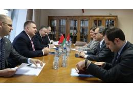 Дипломаты Беларуси и Турции обсудили планируемые мероприятия на высшем уровне