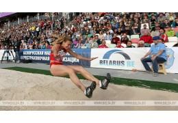 Белорусские легкоатлетки Герман и Мирончик-Иванова одержали победы на турнирах