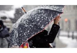 Мокрый снег и гололедица. Синоптики рассказали о погоде на 13 февраля