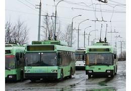 В Минске временно останавливалось движение ряда троллейбусных маршрутов