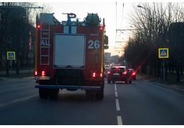 Из жилой пятиэтажки в Гродно эвакуировали 18 человек
