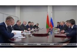 Путин: Беларусь является важнейшим стратегическим партнером и союзником России