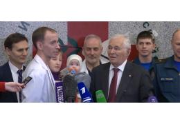 Спасенный в Магнитогорске Ваня Фокин полностью восстановился после операций