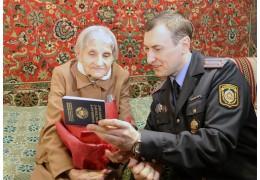 Брестчанка Людмила Константиновна Колтонюк отпраздновала вековой юбилей