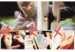 Куда не стоит прятать сбережения, и как уберечь свое жилье от домушников