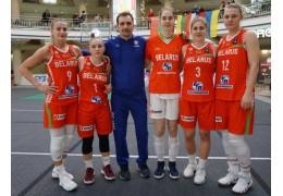 Белорусские команды победили на турнире по баскетболу Palova. Snowball 3×3