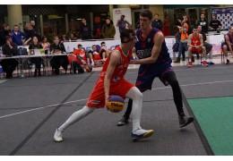 Белорусские команды вышли в плей-офф международного турнира по баскетболу 3х3