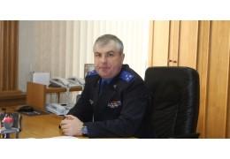 «Прямую телефонную линию» проведет замначальника УСК по Минской области