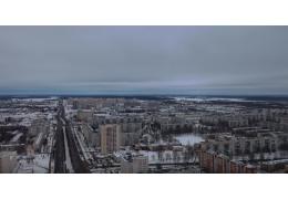 В январе в Минске построены 344 новые квартиры