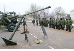 Председателя Мингорисполкома и руководителей областей призвали на военные сборы