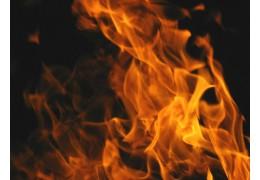 Видеофакт: спасатели показали кадры с места пожара в многоэтажке в Веснянке