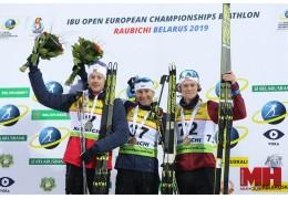Индивидуальную гонку ЧЕ по биатлону в Раубичах выиграл болгарин