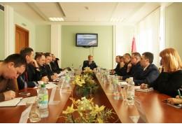 В Гродно прошел круглый стол по профилактике IT-преступности