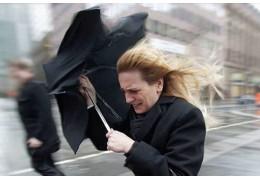 Из-за порывистого ветра на 22 февраля объявлен оранжевый уровень опасности
