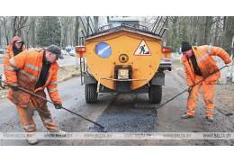 В Минской области в 2018 году отремонтировали более 597 км местных дорог