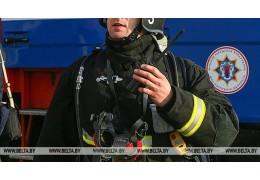 Два человека погибли при пожаре в Ляховичском районе