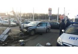 Авария на Партизанском проспекте