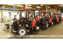 Производство белорусских тракторов в Башкортостане намерены удвоить