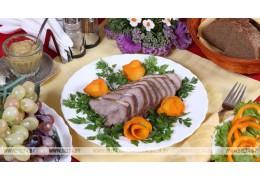 Более 250 блюд в день включат в меню атлетов во время II Европейских игр
