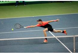 Илья Ивашко проиграл в стартовом матче основной сетки теннисного турнира в Дубае