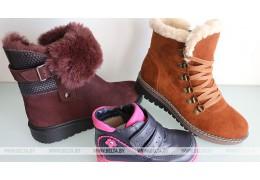 В Беларуси предлагается изменить механизм маркировки обуви