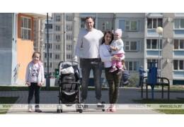 Около 1,9 тыс. многодетных семей в Минске смогут улучшить жилищные условия