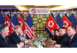 На саммите глав США и КНДР не достигнуто договоренности