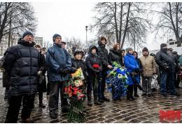 В Минске почтили память жертв погрома 2 марта 1942 года