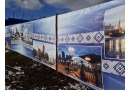 В Минске разработаны единые варианты ограждения строительных площадок