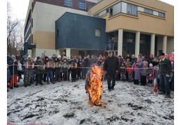 «Широкую Масленицу» отпраздновали в школах Заводского района