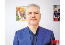Певец Василий Сушко: «Выступать перед жующей публикой для меня табу»