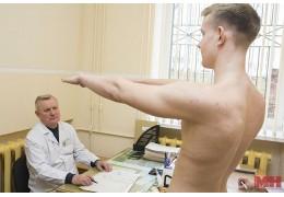 В системе медицинского отбора призывников для службы в армии готовятся изменения
