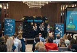 В Беларуси началось народное голосование за проекты Social Weekend