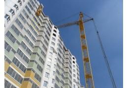 До конца года в Московском районе намечено построить 10 жилых домов