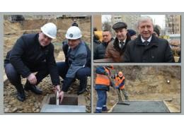 Жилой комплекс для белорусских дипломатов возведут в Москве