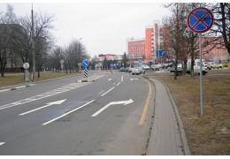 Реконструкцию улицы Макаёнка планируют завершить в первом полугодии