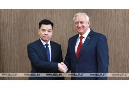 Вьетнам планирует создать в Беларуси производство чая и кофе