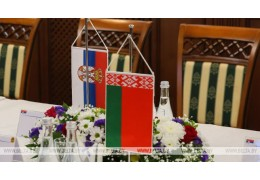 Обсуждается возможность поставок белорусской техники для Сербии
