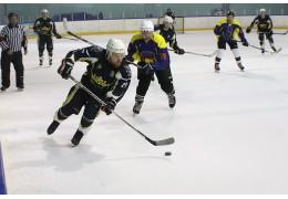 Хоккейный турнир, посвященный Дню белорусской милиции