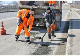 Дорожники рассказали, как быстро выявляют и устраняют ямы на проезжей части