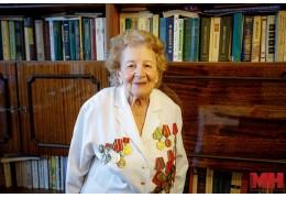 История медсестры, которая выжила в блокадном Ленинграде