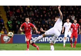 Чемпионы мира французы разгромили Молдову в квалификации Евро-2020