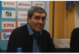 «Расслабились». Гендиректор ВК «Минск» подвел итоги «регулярки»