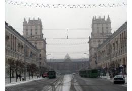 Мокрый снег и порывистый ветер ожидаются в Беларуси 26 марта