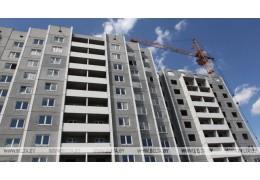 В Витебске в этом году планируют построить 158 тыс. кв.м жилья