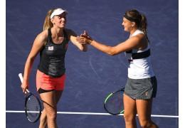 Арина Соболенко и Элизе Мертенс стали победителями теннисного турнира в Майами
