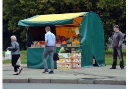 Сколько ларьков по продаже фруктов и овощей появится на улицах столицы