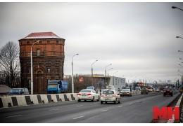 Путепровод на пр. Жукова над ж/д путями ждет реконструкция.