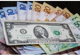 Белорусский рубль ослаб ко всем основным валютам на торгах 3 апреля