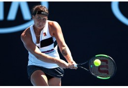 Арина Соболенко победила украинку Катерину Козлову на турнире в Чарльстоне